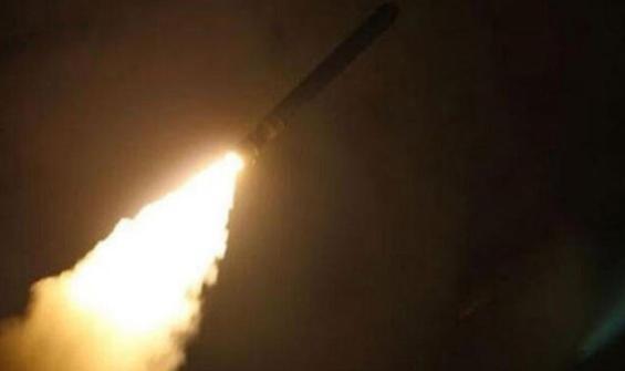 Irak'taki askeri hava üssüne roketli saldırı