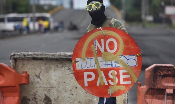 Kolombiya'daki protestoların bilançosu belli oldu!