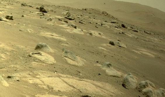 Ingenuity'nin Mars uçuşu 117 saniye sürdü