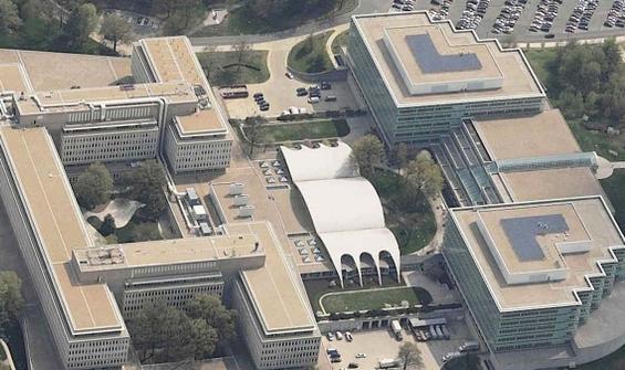 CIA Genel Merkezi'de hareketli saatler