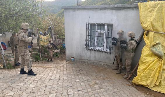 Bitlis merkezli 4 ilde PKK operasyonu