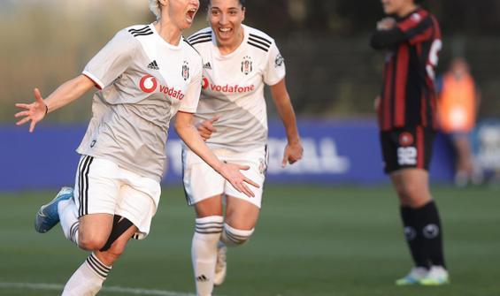 Kadın futbolunda şampiyon Beşiktaş!