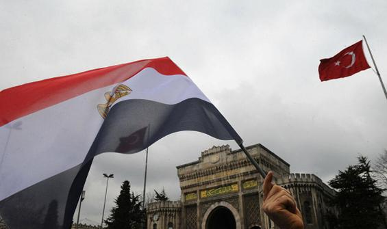 Mısır'dan Türk heyetinin ziyaretine ilişkin açıklama