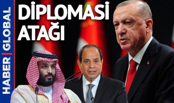 Mısır, Libya, Suudi Arabistan... Türkiye harekete geçti! Cumhurbaşkanı Erdoğan'dan kritik görüşme