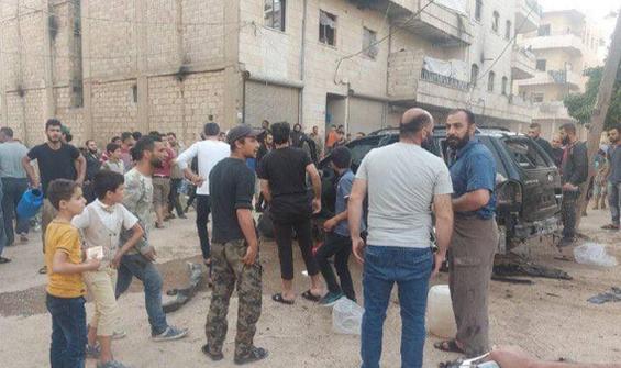 Teröristler çocukları hedef aldı: 5 yaralı