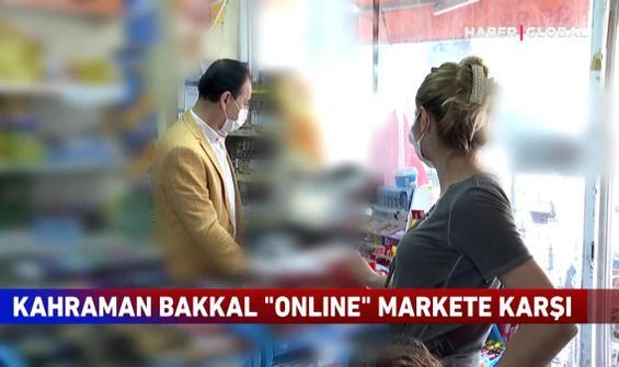 Online satış küçük esnafı vurdu! Bakkallar siftah bile yapamadı