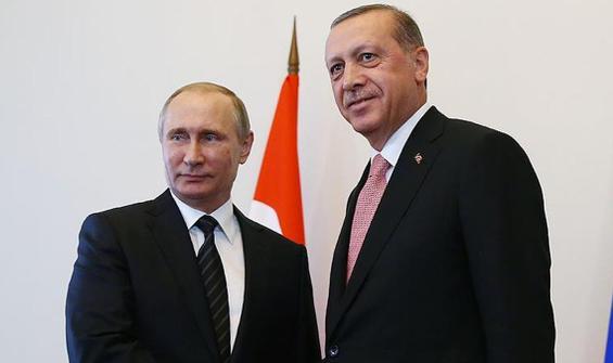Cumhurbaşkanı Erdoğan ve Putin'den aşı gündemli görüşme