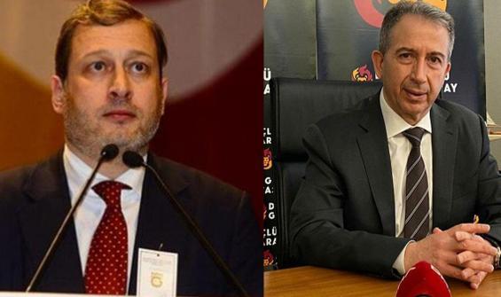 Galatasaray'da başkan adaylarından iptal kararına tepki