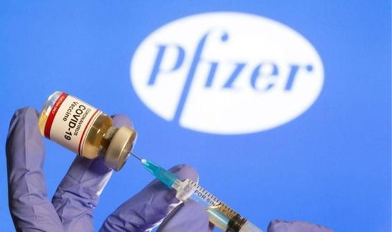 Pfizer ve BioNTech'in iki doz aşısı büyük koruma sağlıyor