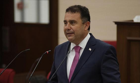 KKTC Başbakanı Saner koronavirüse yakalandı