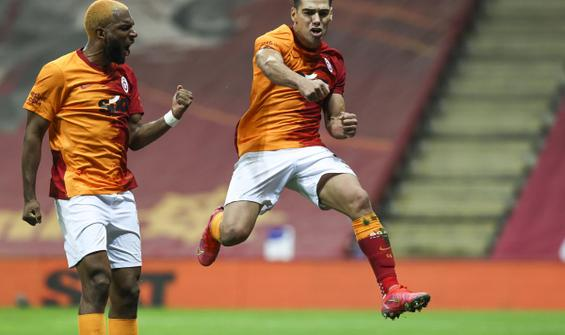 Dev derbide gülen taraf Galatasaray!