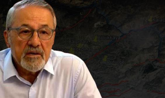 Prof. Dr. Naci Görür'den depremin ardından açıklama