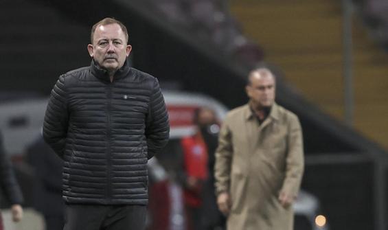 Sergen Yalçın, Galatasaray mağlubiyetini değerlendirdi