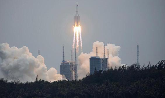 ABD Çin roketinin nereye düşeceğini açıkladı