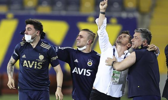 Emre Belözoğlu, Ankaragücü galibiyetini değerlendirdi