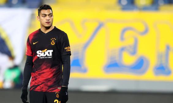 Galatasaray'dan Mostafa Mohamed açıklaması