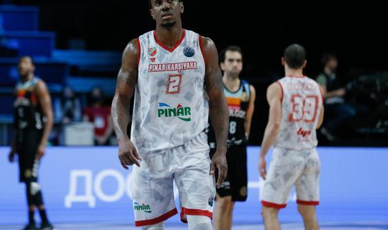 Pınar Karşıyaka, FIBA Şampiyonlar Ligi'nde 2. oldu