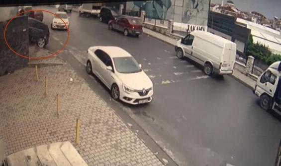 Sürücüsüz otomobil faciaya sebep oluyordu