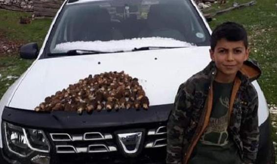 13 yaşındaki çocuğun kahreden ölümü
