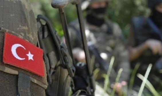 Askeri konvoya saldırı! 1 asker şehit, 4 asker yaralı