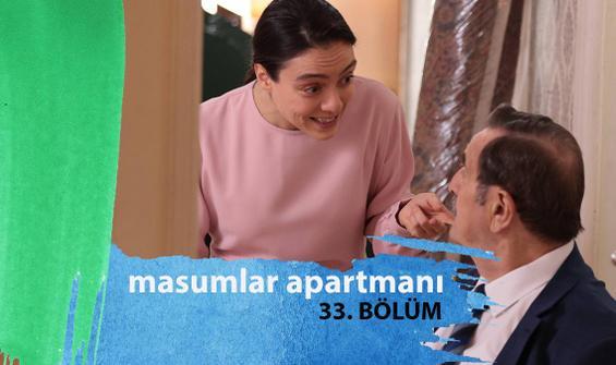 Masumlar Apartmanı 33. Bölüm Full İzle