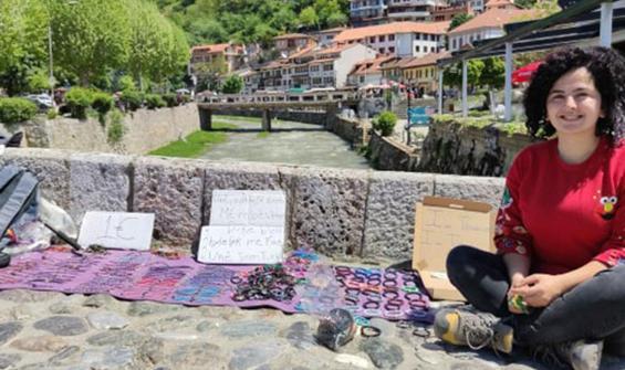 Sinop'tan yola çıktı, tüm Balkanları bedava gezdi