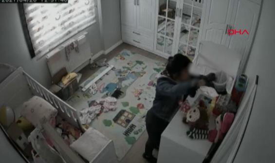 Eve giren hırsızlar gizli kamera sayesine yakayı ele verdi