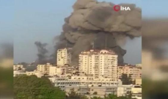 İsrail-Filistin krizi büyüyor! Gazze'den İsrail'e karşılık