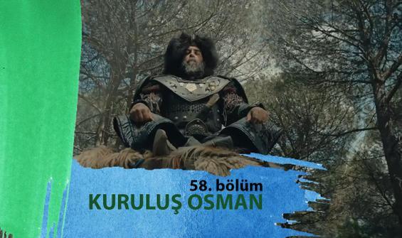 Kuruluş Osman 58. Bölüm İzle