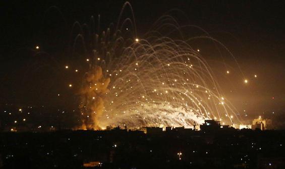 İsrail saldırılara devam ediyor! Ölü sayısı yükseldi