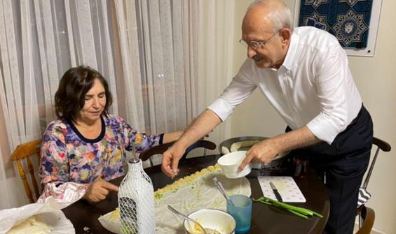Kılıçdaroğlu'dan bayram hazırlığı paylaşımı