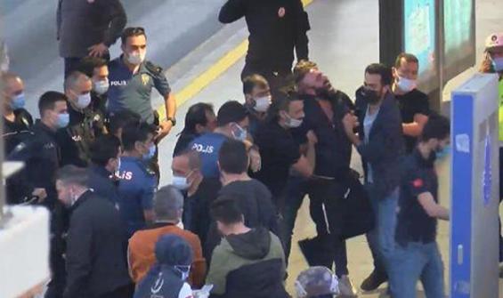 Metrobüste rehine krizi sona erdi! Şahıs gözaltına alındı