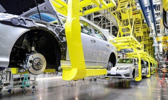Türkiye'de binek otomobil ihracatı arttı