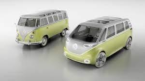 Volkswagen, otonom minibüsü test ediyor