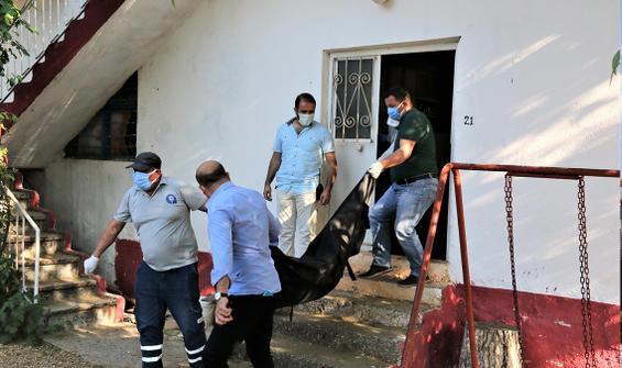 Antalya'da dehşete düşüren olay! Koku ile ortaya çıktı
