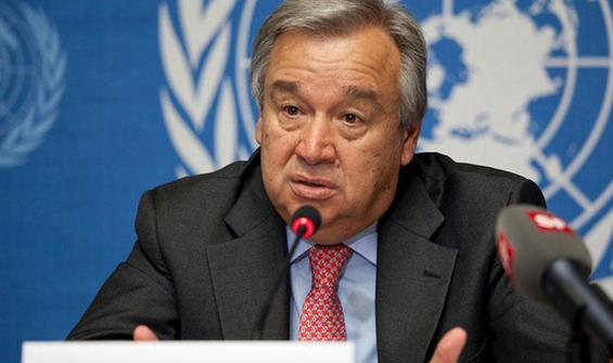 BM Genel Sekreteri Guterres'den 'Gazze' çağrısı