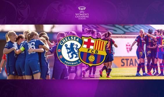 Chelsea Barcelona final maçı CANLI İZLE