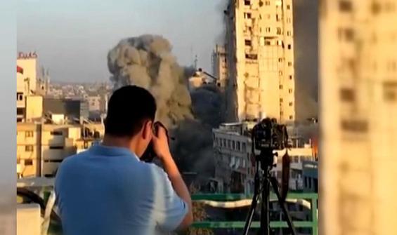 Gazze'de gazeteci olmak!
