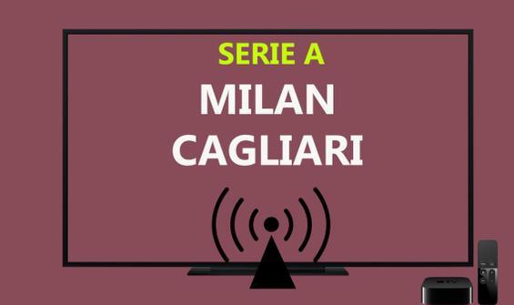 Milan Cagliari maçı CANLI İZLE