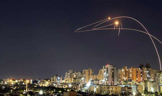 Suriye'den İsrail'e roket atıldı