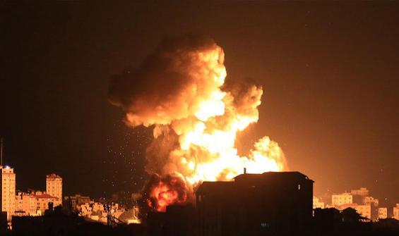 Gazze'de ölü sayısı arttı