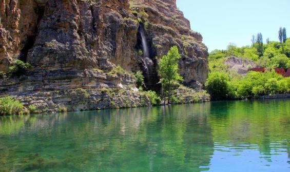 Yedigöller'in eşsiz doğa manzaraları büyüledi