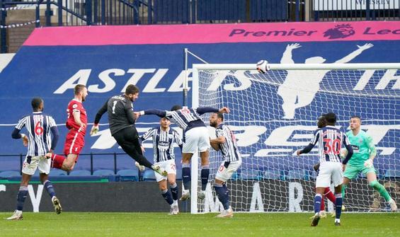 Alisson attı, Liverpool kazandı