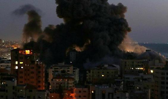 Filistin: İsrail savaş suçu işliyor