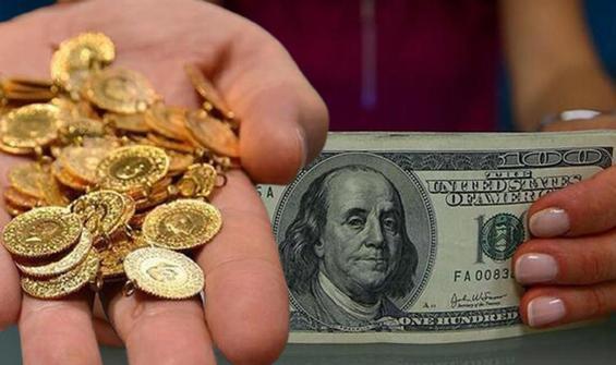 Dolar ve altını olanlar dikkat!