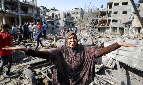 İsrail yine saldırdı: Can kaybı 174'e yükseldi