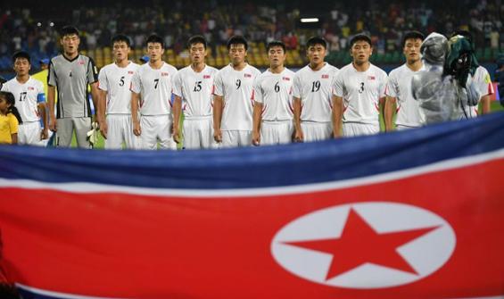 Kuzey Kore, Dünya Kupası Elemeleri'nden çekildi