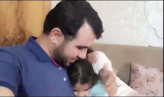 Dünya onu çocuklarını koruduğu görüntülerle tanımıştı