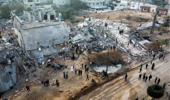 """İsrail, """"kademeli soykırım"""" uygulamakla suçlandı!"""