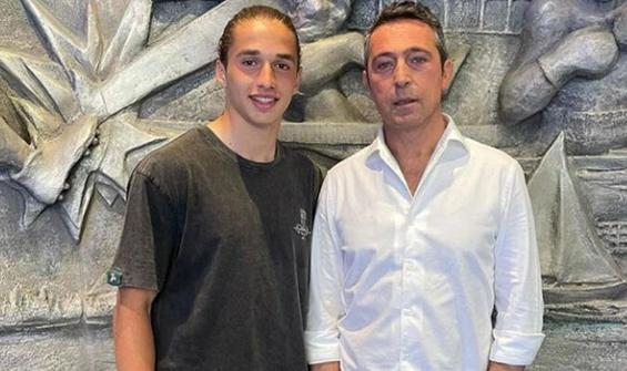 Fenerbahçe, genç forvetle 3 yıllık sözleşme imzaladı